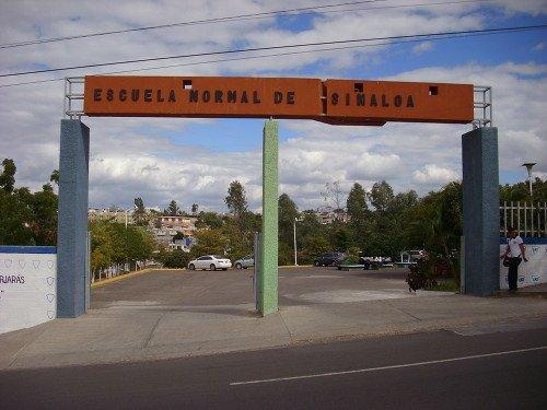 Logotipo de la Escuela Normal de Sinaloa Escuela Normal de Sinaloa mi
